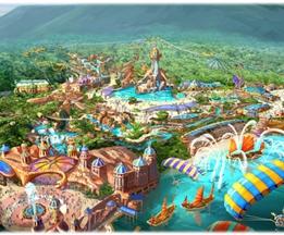 赤水市半岛休闲度假区长江半岛文化产业园(一期)项目施工总承包