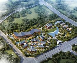 菁蓉小镇提升改造一期工程