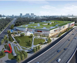 锦和汽车交易中心建设工程
