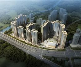 华侨城滨江壹号小区三期三标段23、25-28#楼及相应地下室工程