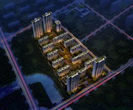 西部区域成都金地悦澜道项目北区建筑安装总承包工程